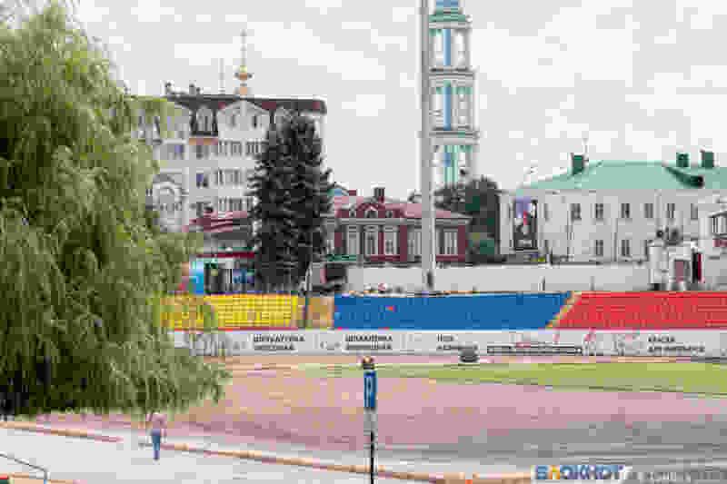 У стадиона «Спартак» появились шансы на досрочную реконструкцию?