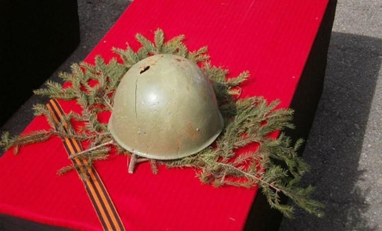 В Белоруссии нашли останки тамбовского солдата времен Великой Отечественной войны