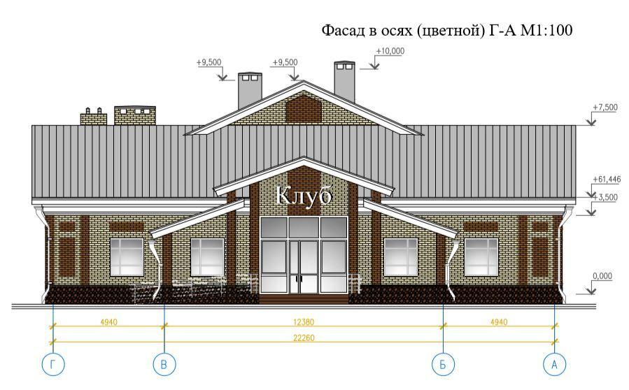 В Гавриловском районе построят новый дом культуры