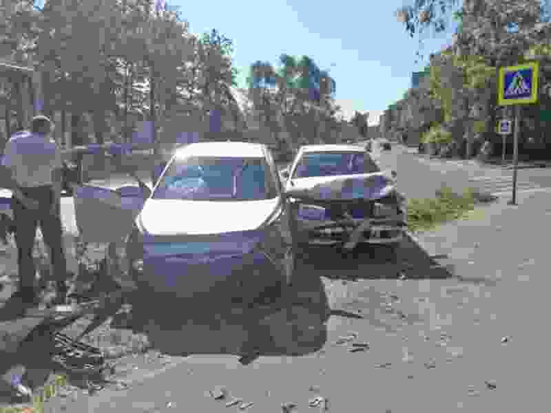 В Котовске пьяный водитель спровоцировал аварию с иномаркой, в которой пострадала пятилетняя девочка
