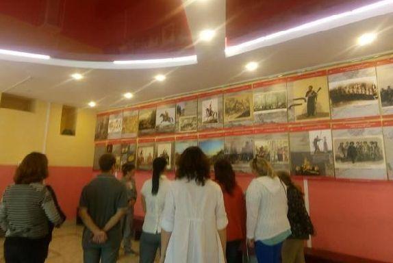 В Моршанске открылась выставка, посвященная истории русского казачества