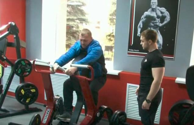 В Моршанске открыт новый спортивный комплекс