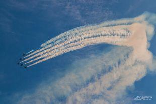 Внебе надТамбовом пролетят бомбардировщики и«белые лебеди» Ту-160