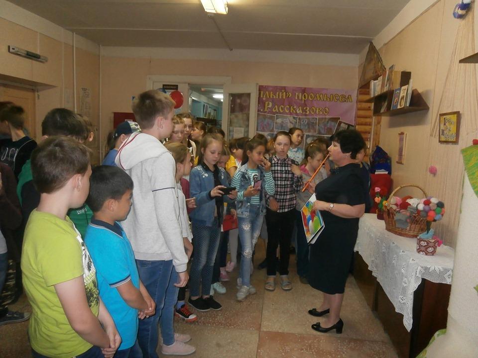 В Рассказово после реконструкции открылся мини-музей носка