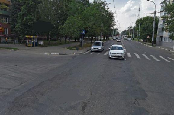 В Тамбове на улице Мичуринской хотят изменить схему дорожного движения