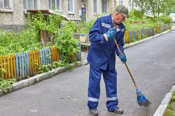 В Тамбове объявлены аукционы за право убирать городские дворы