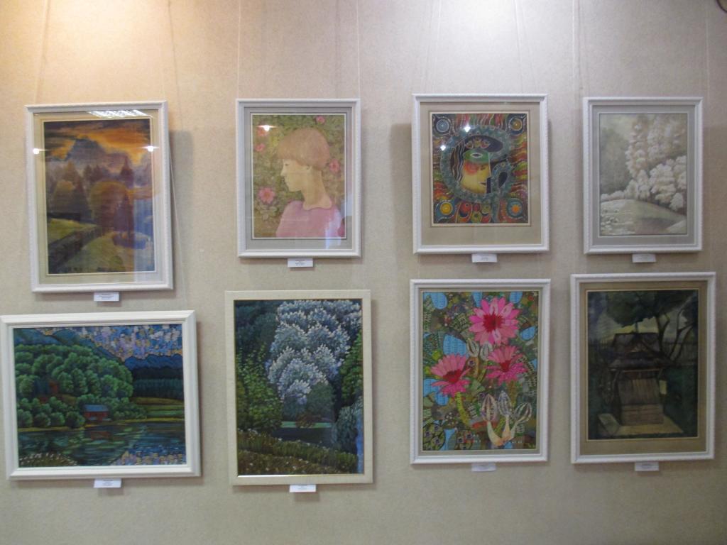 В Тамбове открылась выставка «Откровение»