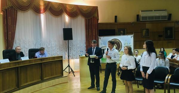 ВТамбове прошла VIIобластная гуманитарная олимпиада школьников «Умницы иумники»