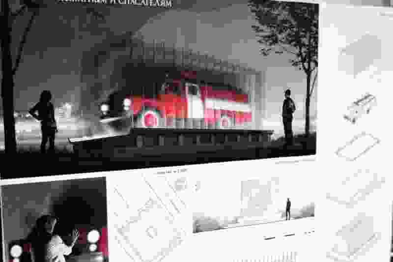 В Тамбове установят памятник пожарным и спасателям