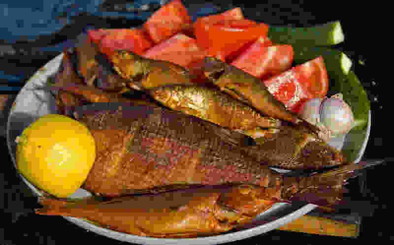 В Тамбове в мае два человека заразились ботулизмом, съев вяленой рыбы