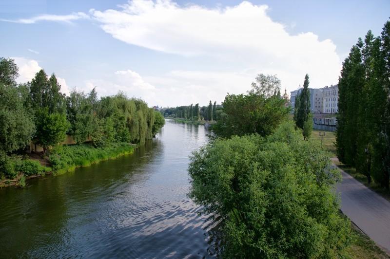В Тамбовской области начнут очистку рек