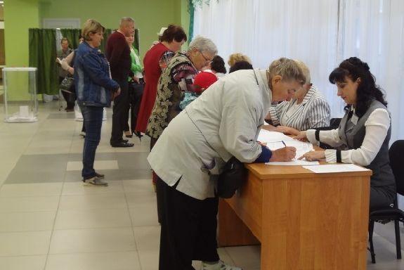 В Тамбовской области проходят дополнительные выборы в областную Думу