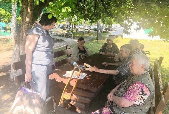 В Тамбовской области создают систему долговременного ухода за пожилыми и инвалидами