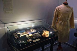 Втамбовской усадьбе Асеевых открыли выставку, посвященную военным медикам
