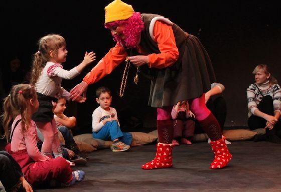 В тамбовском театре на подушках состоится премьера спектакля