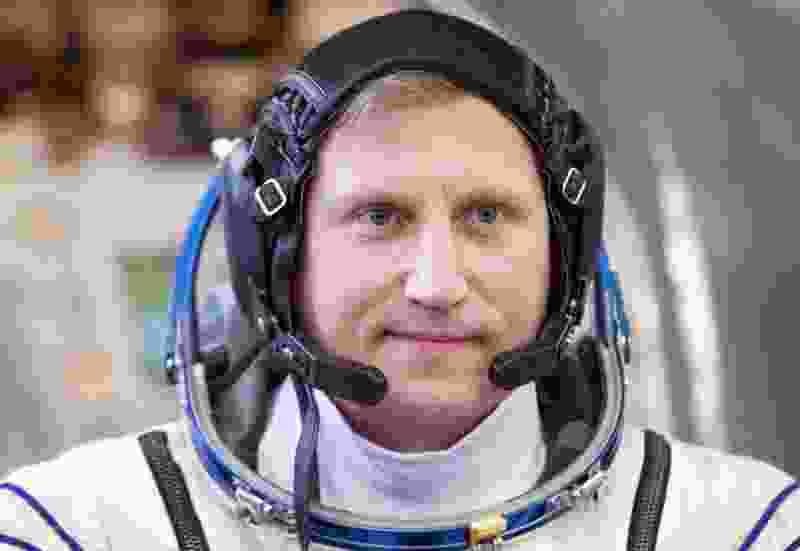 В Тамбовскую область приехал выпускник местного авиационного училища космонавт Сергей Прокопьев