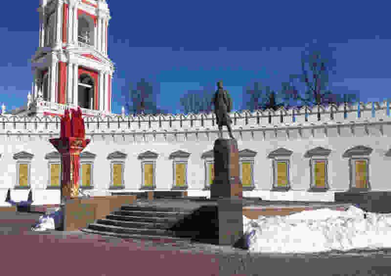 В центре Тамбова не будут строить кремлевскую стену