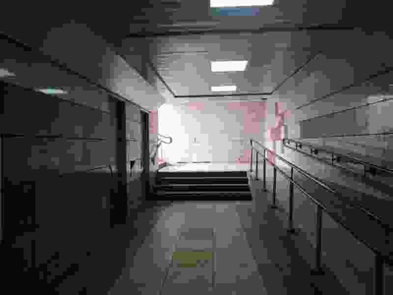 В центре Тамбова установят новые подъёмники в подземном переходе