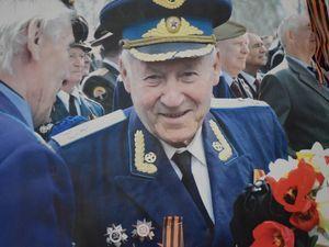 Александр Николаевич Боднар отметил 101 день рождения