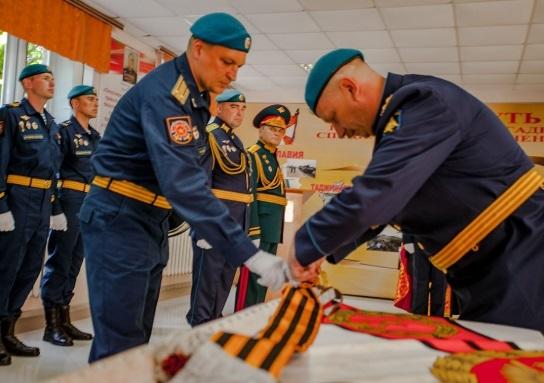 """Бригаде спецназа в Тамбове присвоено почётное наименование """"Гвардейская"""""""