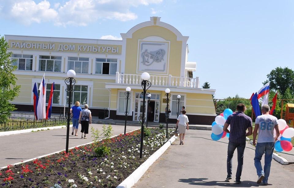 День России в Рассказовском районе отметили песнями и патриотической акцией