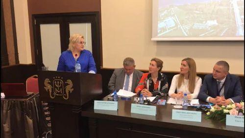 III Форум городов побратимов России и Болгарии