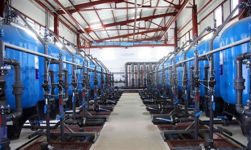 К концу года в Рассказово завершится строительство станции очистки воды