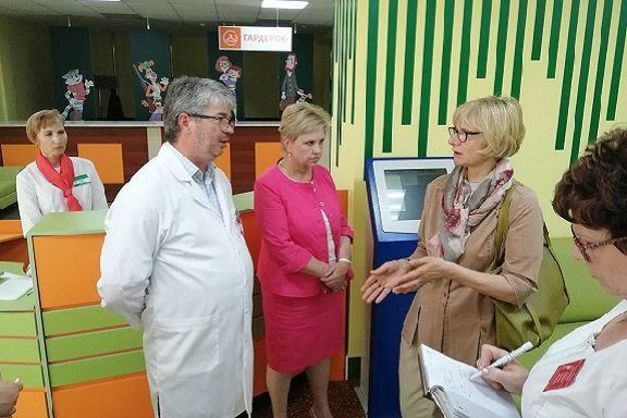 Комиссия Минздрава проверила лечебные учреждения Тамбовской области