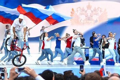 Москва вошла втоп‑5городов случшими опен‑эйрфестивалями вДень России