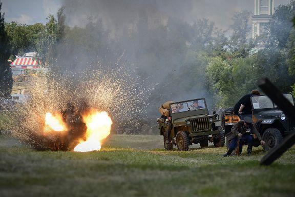 На День города в Тамбове представят реконструкцию Сталинградской битвы