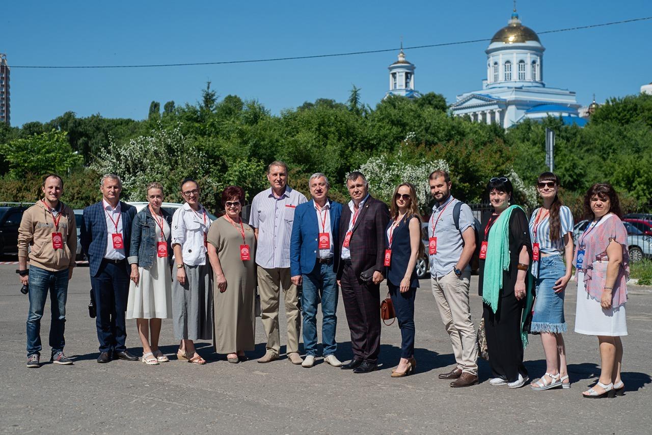 Руководители тамбовских театров посетили семинар Кирилла Крока в Воронеже