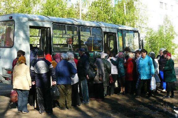 С 8 июня продлят вечернее время автобусов до Котовских дач