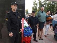 Судебные приставы приняли участие в патриотической акции «Свеча памяти»