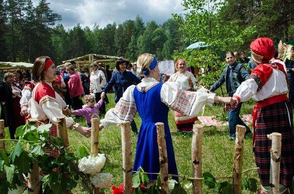 Тамбовчан приглашают на фольклорный праздник в Орловской области