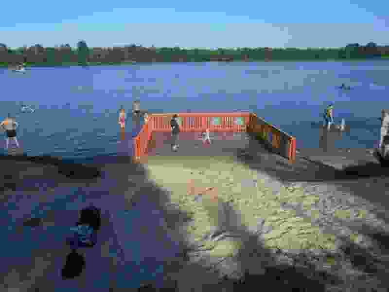Тамбовчане жалуются на грязную воду в Цне