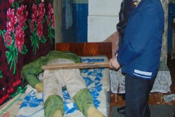 Тамбовчанин до смерти избил гражданскую жену за пьянство и гуляния по ночам