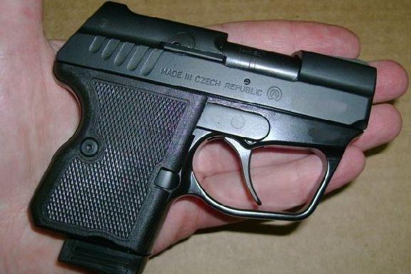 Тамбовчанина за кражу пистолета осудили на три года условно