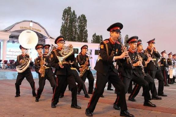 Тамбовская область примет главные духовые оркестры страны