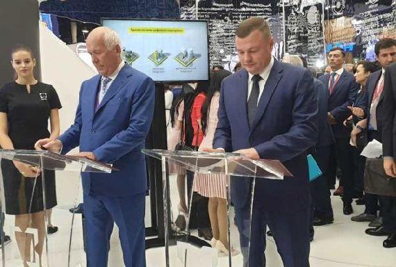 """Тамбовская область заключила соглашение с корпорацией """"Ростех"""""""