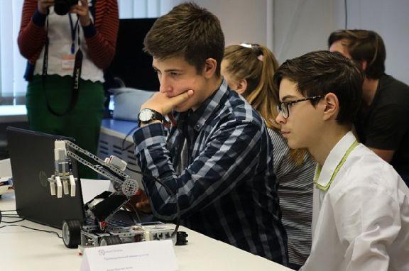 Тамбовские школьники защитят свои проекты в Госдуме