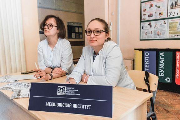 Тамбовские выпускники смогут поступить в медицинские вузы России по целевым направлениям