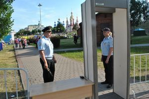 В День города будут усилены меры безопасности