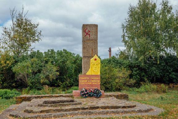 В Мордовском районе отремонтируют памятник защитникам сахарного завода