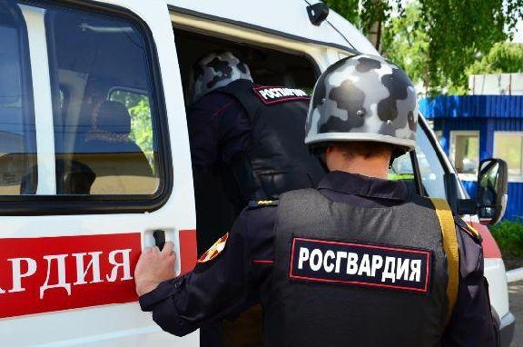 В Моршанске росгвардейцы нашли потерявшегося семилетнего мальчика