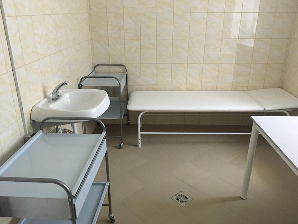 В Моршанском районе открыли новые корпуса Психоневрологического интерната