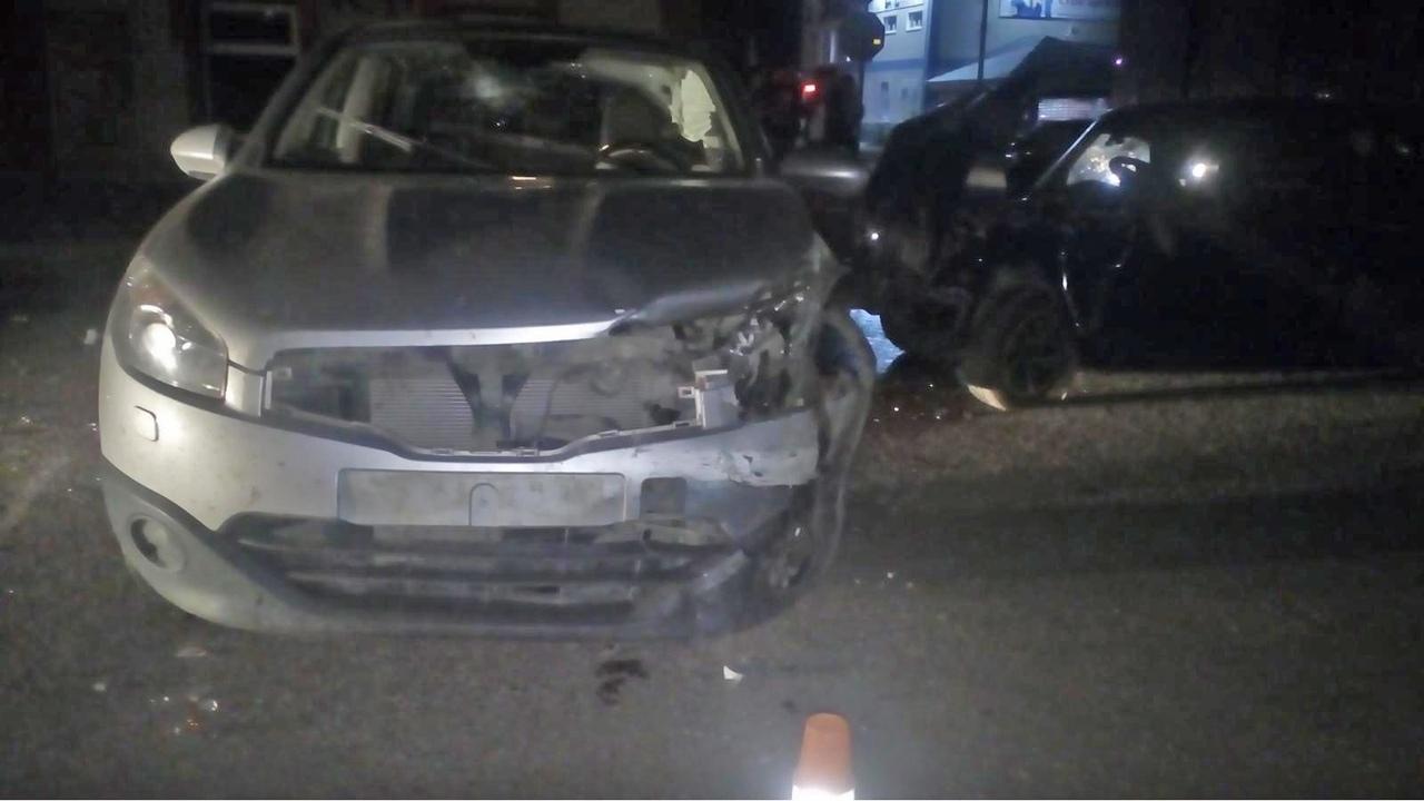 В Рассказово столкнулись два автомобиля: есть пострадавшие