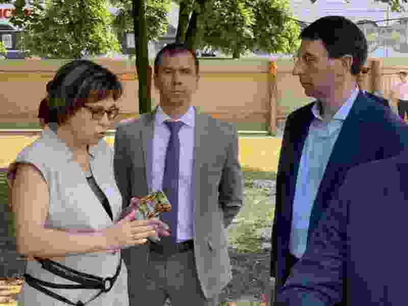 В рейтинге мэров по региону лидирует и. о. главы Тамбова Дмитрий Самородин