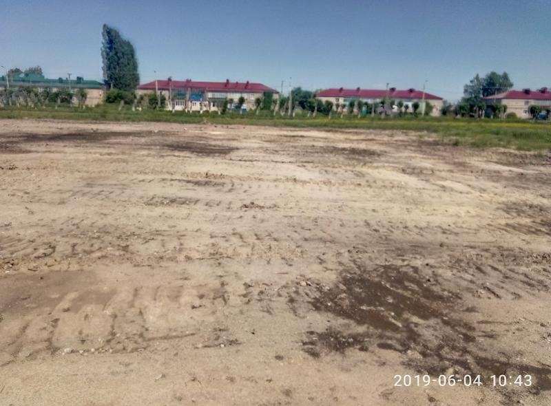 В селе Петровское приступили к строительству мемориального комплекса