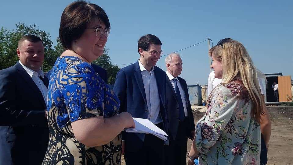 В Тамбов перед Днём города приехал полпред президента в ЦФО Игорь Щёголев