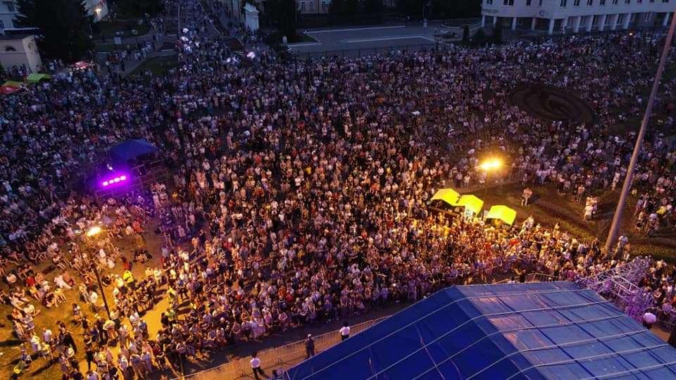 """В Тамбове """"Чижа"""" встретили кричалками о городе от губернатора Никитина"""
